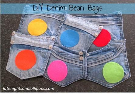Bean Bags - main pic.